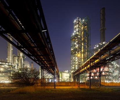 石油炼化厂