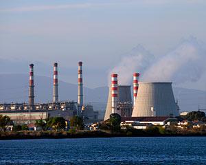 火力发电厂